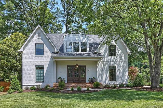 201 Heathwood Road, Charlotte, NC 28211 (#3630462) :: The Elite Group