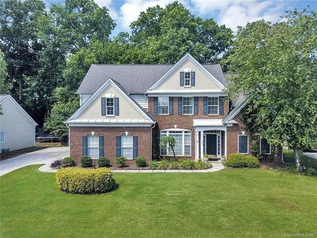 11120 Knight Castle Drive, Charlotte, NC 28277 (#3630475) :: Carlyle Properties
