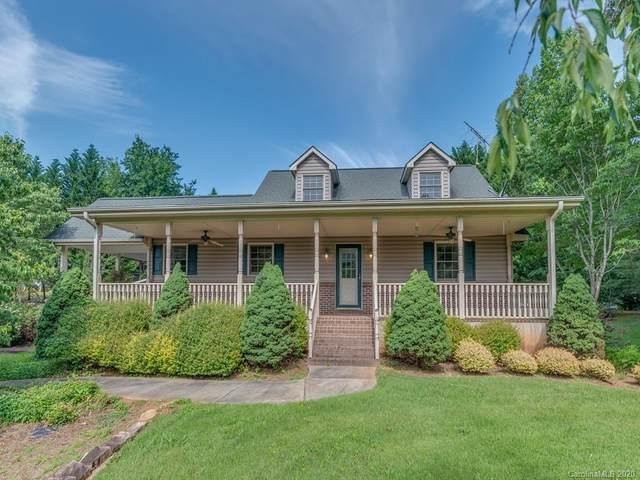 1280 Henderson Road, Tryon, NC 28782 (#3630490) :: Keller Williams Professionals
