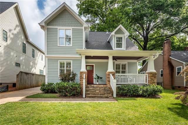 2213 Shenandoah Avenue, Charlotte, NC 28205 (#3630539) :: Carlyle Properties