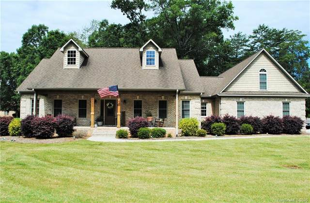 1130 Oak Grove Lane, Salisbury, NC 28146 (#3630589) :: Charlotte Home Experts