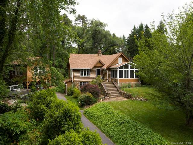 266 Old Haw Creek Road, Asheville, NC 28805 (#3630616) :: Stephen Cooley Real Estate Group