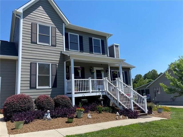 5394 Winding Oak Drive, Hickory, NC 28602 (#3630636) :: Rinehart Realty