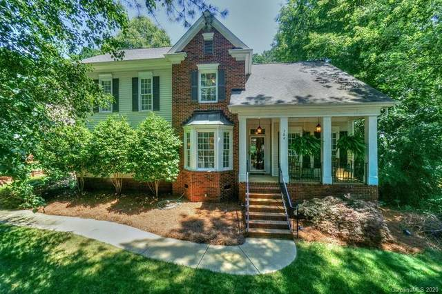 124 Windy Knoll Lane, Mooresville, NC 28117 (#3630639) :: Carlyle Properties