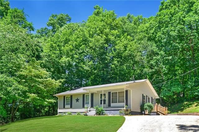 1165 Wildlife Lake Road, Old Fort, NC 28762 (#3630734) :: High Performance Real Estate Advisors