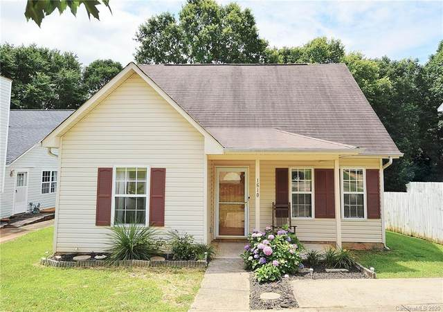 1610 Dendy Lane, Pineville, NC 28134 (#3630739) :: Keller Williams South Park