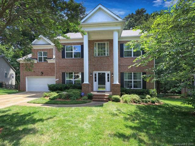 5436 Mcchesney Drive, Charlotte, NC 28269 (#3630746) :: Stephen Cooley Real Estate Group
