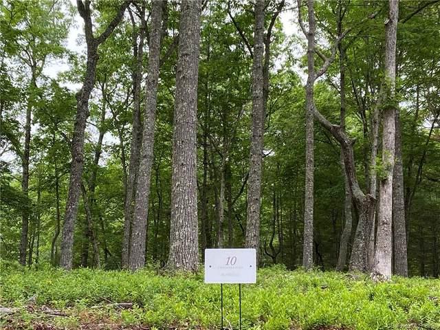 401 Moonbeam Crossing #10, Marshall, NC 28753 (#3630751) :: Carver Pressley, REALTORS®