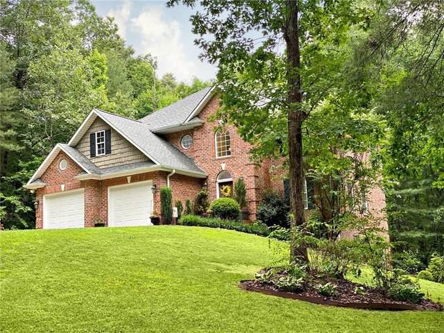 3622 Hollow Oak Lane, Lenoir, NC 28645 (#3630779) :: Homes Charlotte