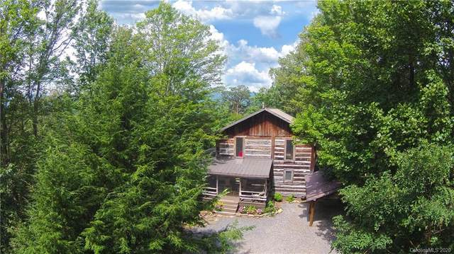 1390 Baltimore Branch Road, Hot Springs, NC 28743 (#3630815) :: Stephen Cooley Real Estate Group
