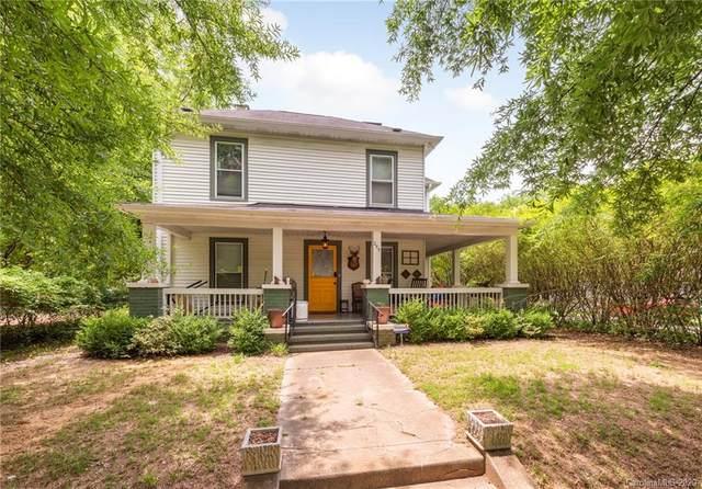 255 W Park Avenue, Charlotte, NC 28203 (#3630844) :: Carlyle Properties