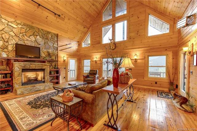 99 Lady Bug Lane, Maggie Valley, NC 28751 (#3630851) :: Rinehart Realty