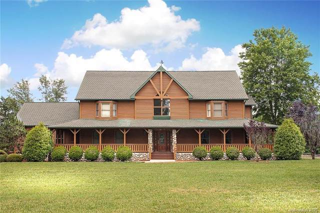 1302 Godbey Road, Mocksville, NC 27028 (#3631052) :: Carolina Real Estate Experts