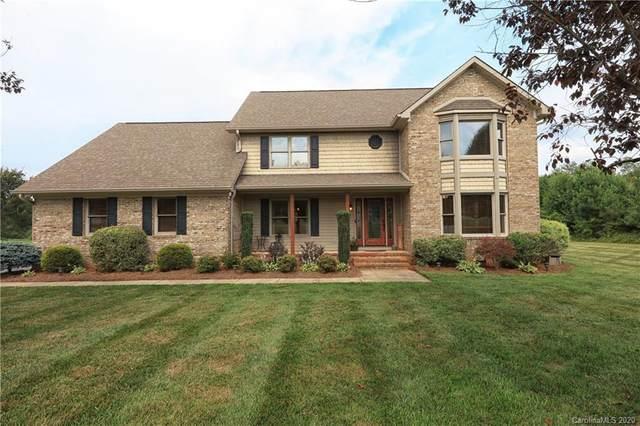 110 Angus Trail, Statesville, NC 28677 (#3631090) :: High Performance Real Estate Advisors