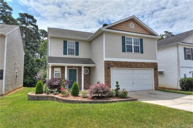 4432 Christenbury Hills Lane, Charlotte, NC 28269 (#3631143) :: Carlyle Properties