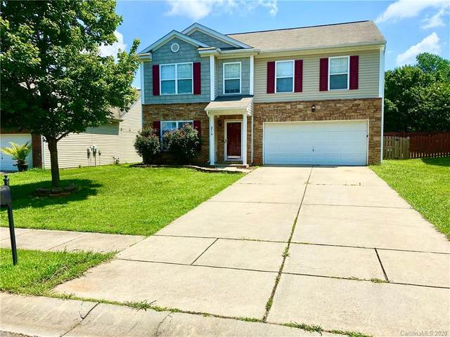 3714 Larkhaven Village Drive, Charlotte, NC 28215 (#3631147) :: Mossy Oak Properties Land and Luxury