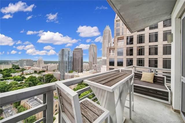333 W Trade Street #2200, Charlotte, NC 28202 (#3631165) :: Robert Greene Real Estate, Inc.