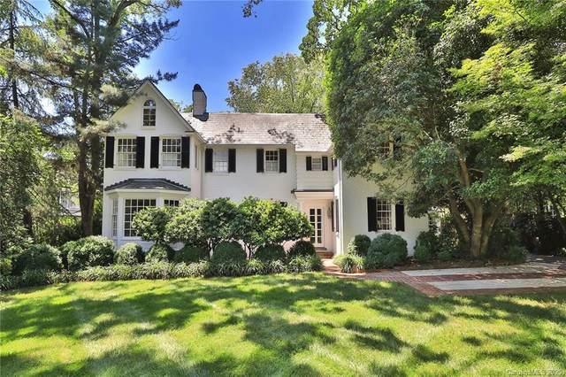 214 Cherokee Road, Charlotte, NC 28207 (#3631182) :: MartinGroup Properties