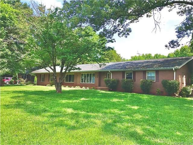 350 Peach Orchard Road, Salisbury, NC 28147 (#3631188) :: High Performance Real Estate Advisors