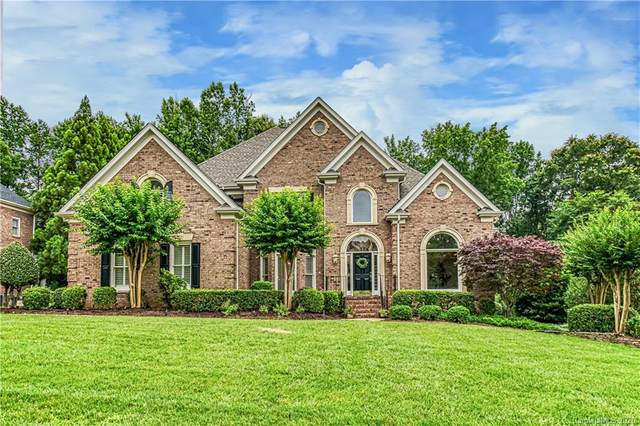 9307 Whispering Wind Drive #43, Charlotte, NC 28277 (#3631196) :: The Downey Properties Team at NextHome Paramount