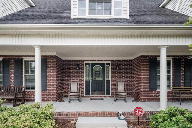 123 Northchase Drive, Concord, NC 28027 (#3631295) :: Carlyle Properties