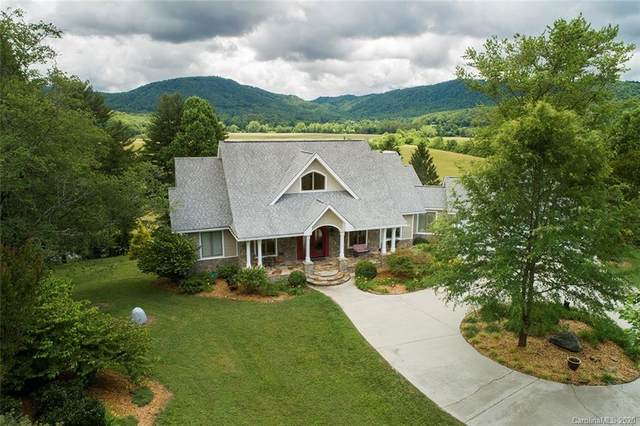 82 New Castle Road, Brevard, NC 28712 (#3631296) :: High Performance Real Estate Advisors