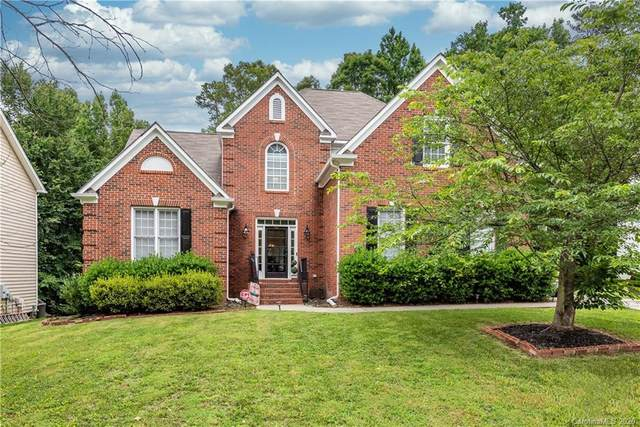 7905 Harrington Woods Road, Charlotte, NC 28269 (#3631306) :: Rinehart Realty