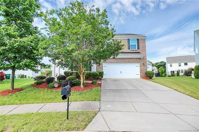 10120 Single Oak Court, Pineville, NC 28134 (#3631358) :: Austin Barnett Realty, LLC