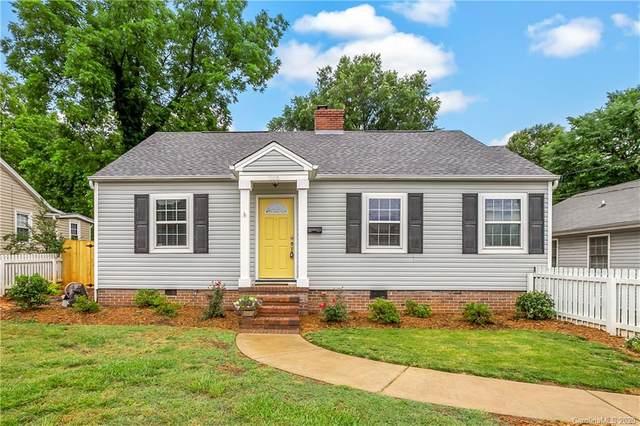 1105 Druid Circle, Charlotte, NC 28206 (#3631400) :: Carlyle Properties