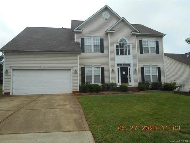 4118 Meadowview Hills Drive, Charlotte, NC 28269 (#3631487) :: Robert Greene Real Estate, Inc.