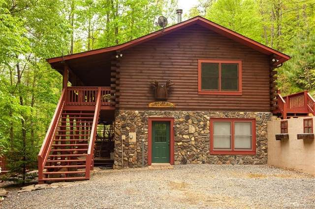 1436 Falling Leaf Trail, Sylva, NC 28779 (#3631517) :: Homes Charlotte