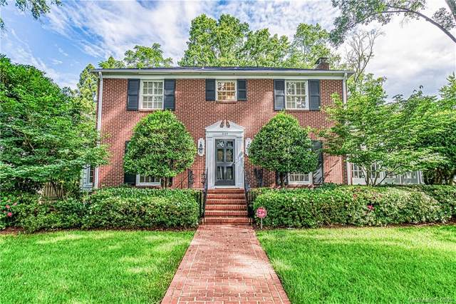 2125 Beverly Drive, Charlotte, NC 28207 (#3631529) :: The Downey Properties Team at NextHome Paramount