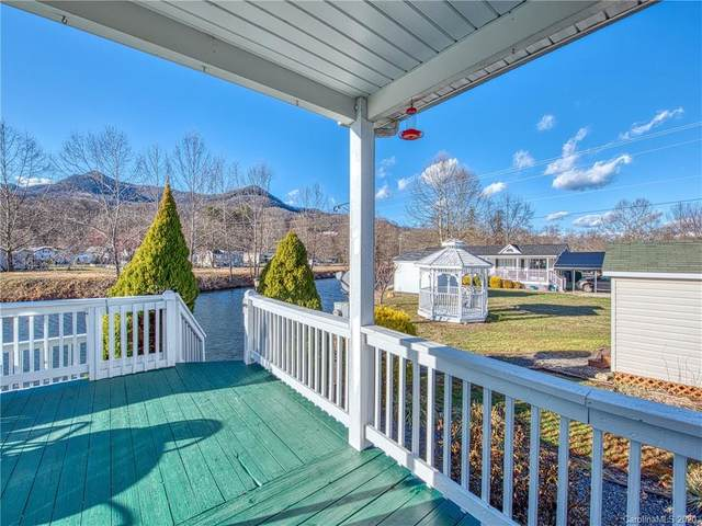 168 Pike Point, Waynesville, NC 28785 (#3631557) :: Robert Greene Real Estate, Inc.