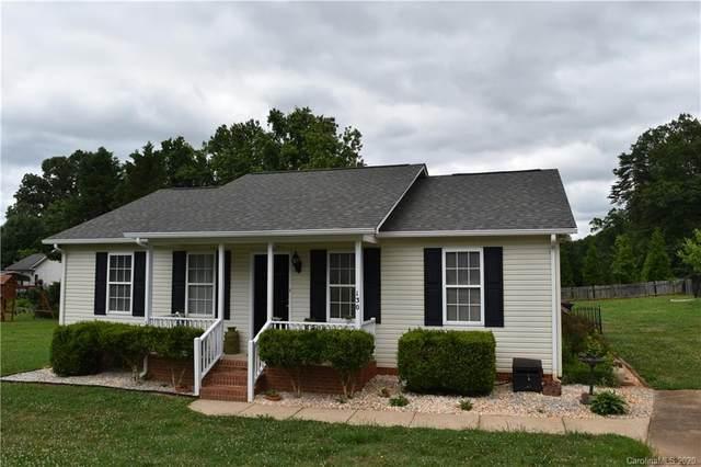 130 State Park Road, Troutman, NC 28166 (#3631633) :: Robert Greene Real Estate, Inc.