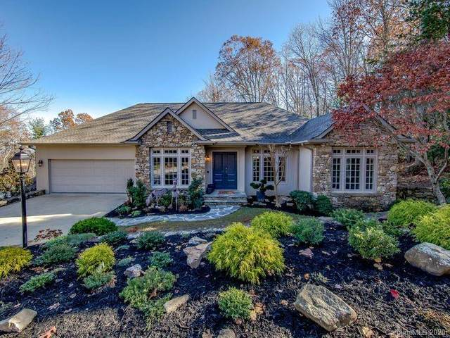 2506 Carriage Falls Court #106, Hendersonville, NC 28791 (#3631693) :: Keller Williams Professionals