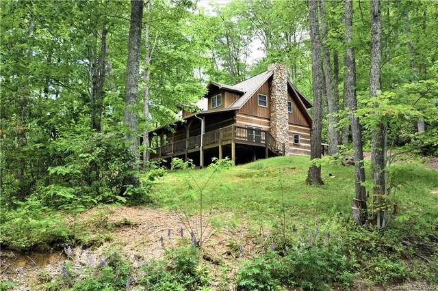 473 Copper Spur Road, Maggie Valley, NC 28751 (#3631705) :: Rinehart Realty
