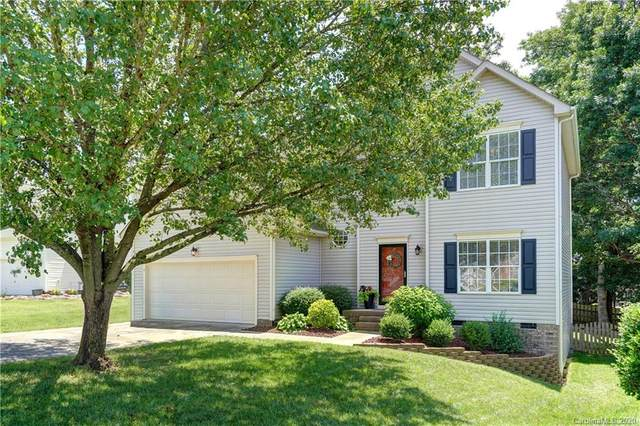 5130 Bentgrass Run Drive, Charlotte, NC 28269 (#3631751) :: Stephen Cooley Real Estate Group
