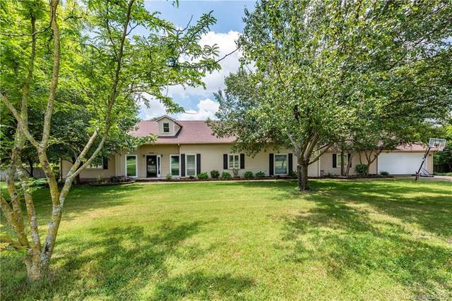 3205 Old Camden Road, Monroe, NC 28110 (#3631764) :: MartinGroup Properties