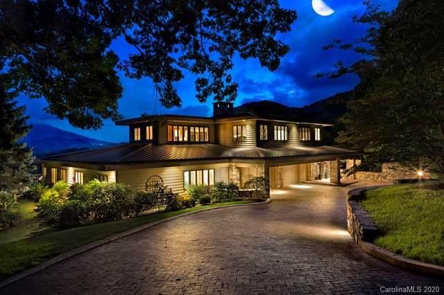 820 Laurel Ridge Drive, Waynesville, NC 28786 (#3631836) :: Cloninger Properties