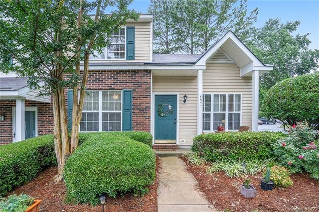 5971 Cougar Lane, Charlotte, NC 28269 (#3631864) :: Charlotte Home Experts