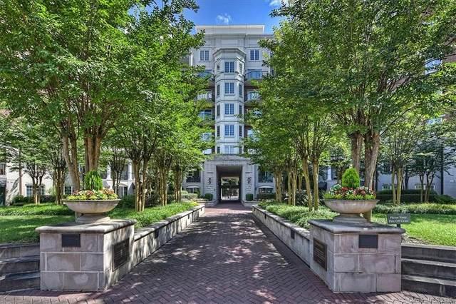 300 W 5th Street #712, Charlotte, NC 28202 (#3631880) :: Robert Greene Real Estate, Inc.