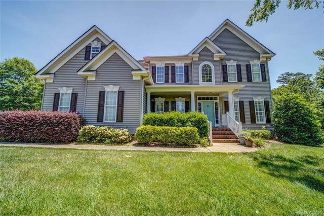 10477 Spring Tree Lane, Huntersville, NC 28078 (#3631888) :: Austin Barnett Realty, LLC