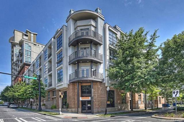 525 E 6th Street, Charlotte, NC 28202 (#3631982) :: Robert Greene Real Estate, Inc.