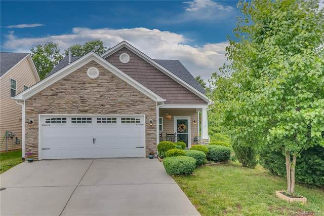 109 Foxtail Court #8, Hendersonville, NC 28792 (#3631986) :: Stephen Cooley Real Estate Group
