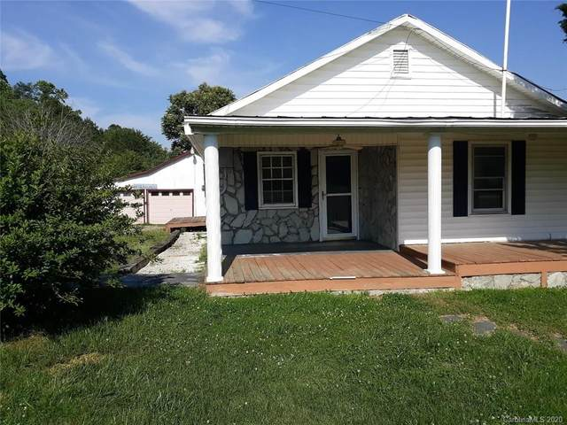 2393 Connelly Springs Road, Granite Falls, NC 28630 (#3632077) :: Rinehart Realty