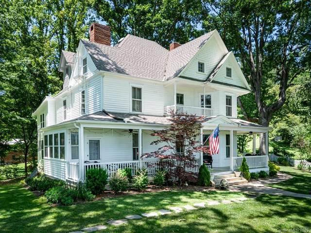 224 Love Lane, Waynesville, NC 28786 (#3632109) :: Carlyle Properties