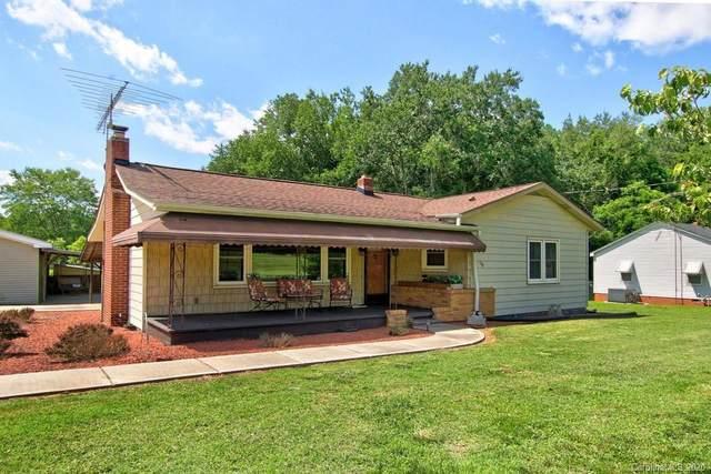 945 Grace Church Road, Salisbury, NC 28147 (#3632130) :: High Performance Real Estate Advisors