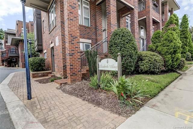 617 Hawthorne Lane #34, Charlotte, NC 28204 (#3632217) :: Stephen Cooley Real Estate Group