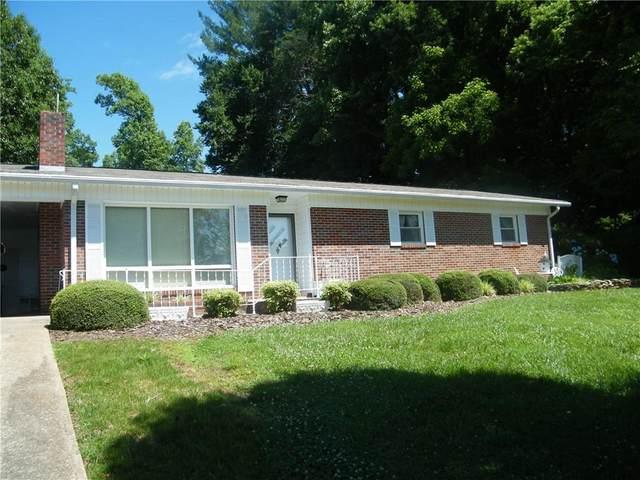 128 Hoover Street NW #9, Lenoir, NC 28645 (#3632295) :: Zanthia Hastings Team