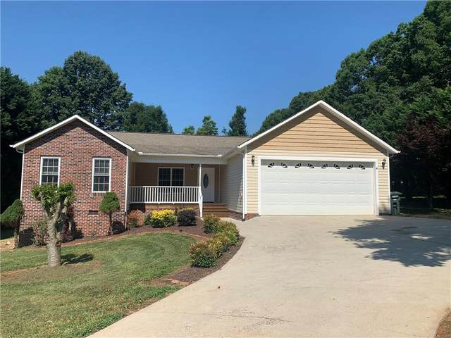 1007 Merrywood Drive, Newton, NC 28658 (#3632319) :: LePage Johnson Realty Group, LLC